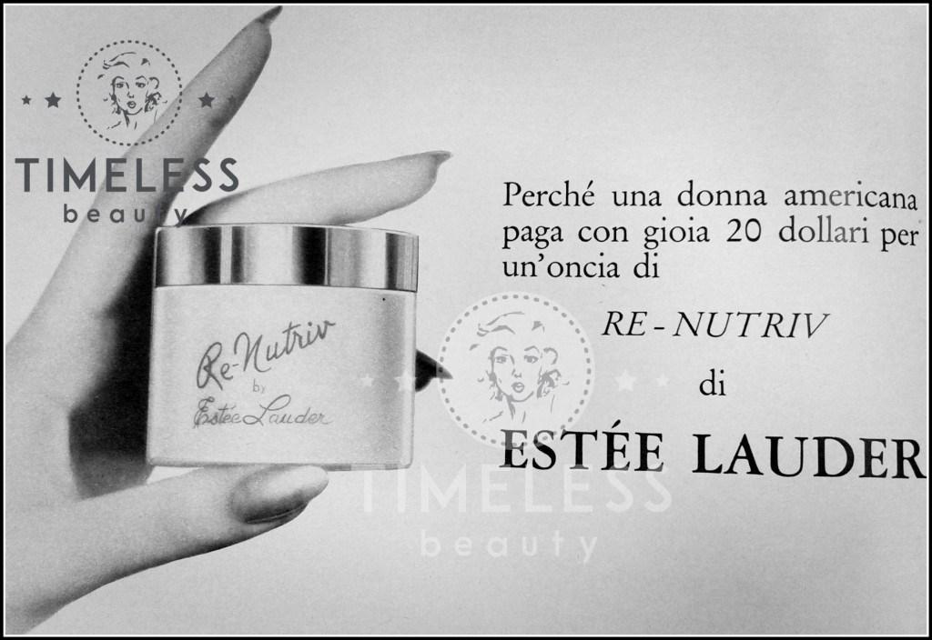 Trucco anni 60 e la cosmetica