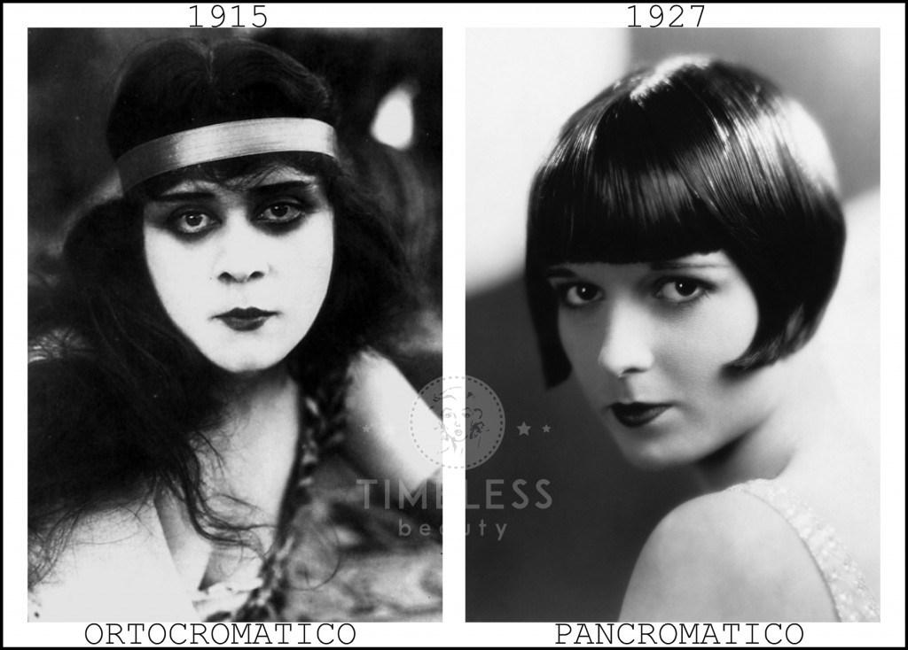 Storia del Makeup - Dal Teatro al Cinema