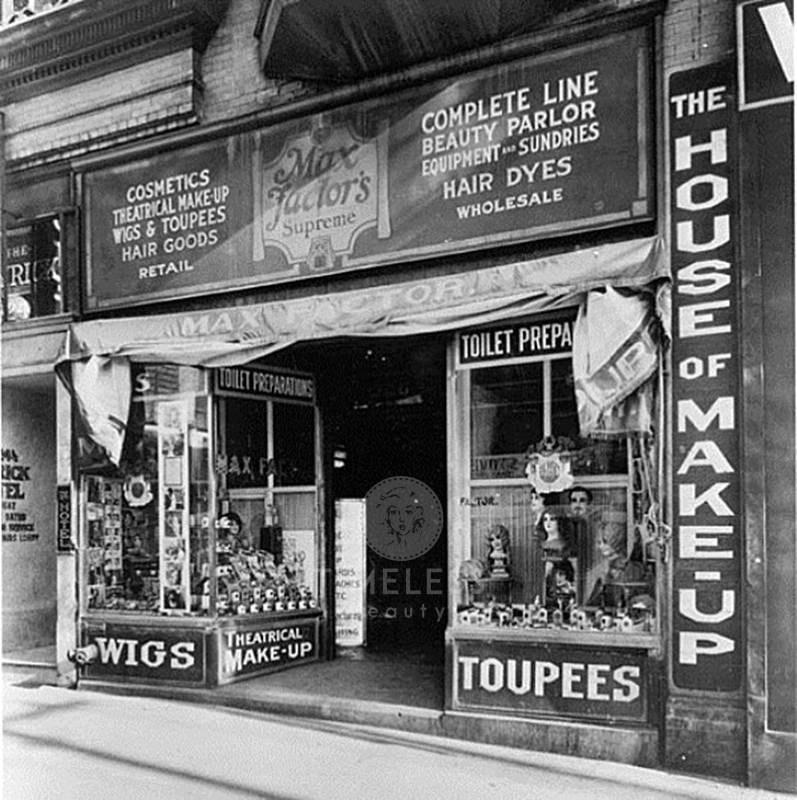 il suo negozio 1938