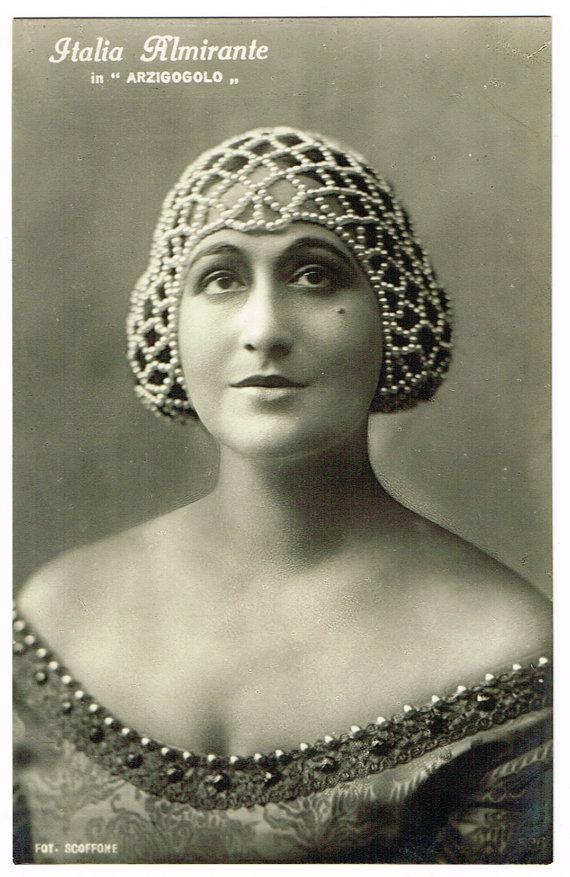 Italia almirante manzini timeless beauty - Dive cinema muto ...