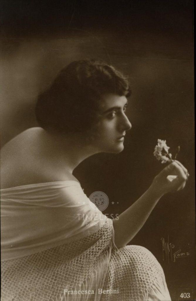 Francesca bertini timeless beauty - Dive cinema muto ...