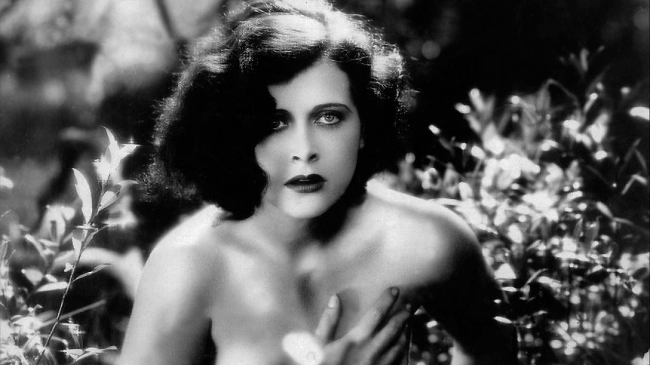 Hedy Lamarr in Ecstasy